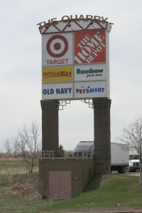 The Quarry shopping center